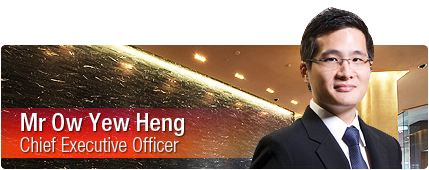 MR OW YEW HENG (Chief Executive Officer)